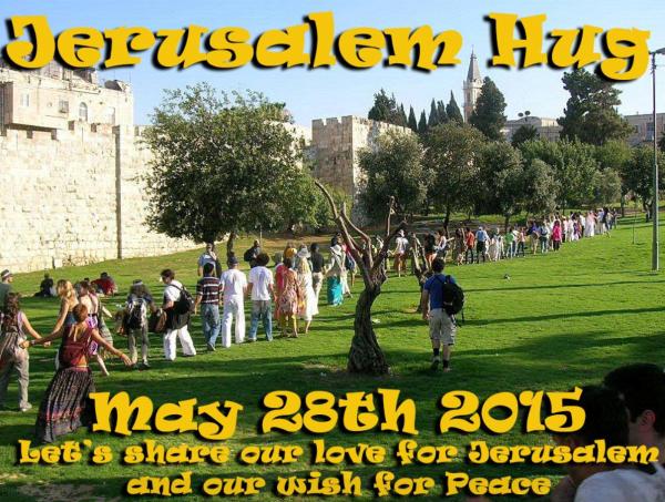 Jerusalem Hug, 2015