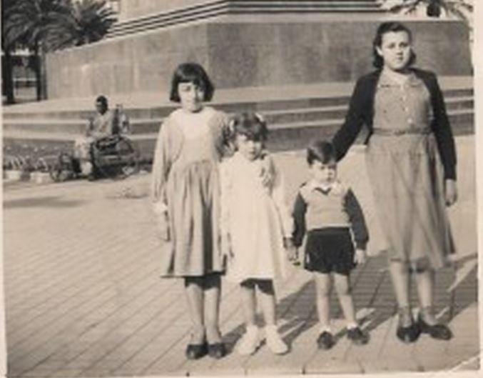 Kanner Family Children Uruguay