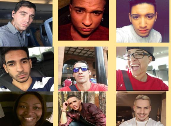 LI #56 Orlando Victims