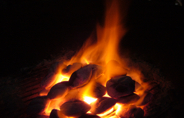 LI #58 Fire with Coals