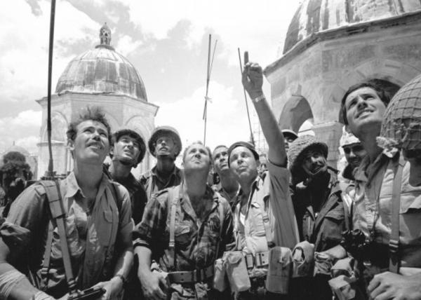 Motta Gur's Paratroopers | IsraelForever.org