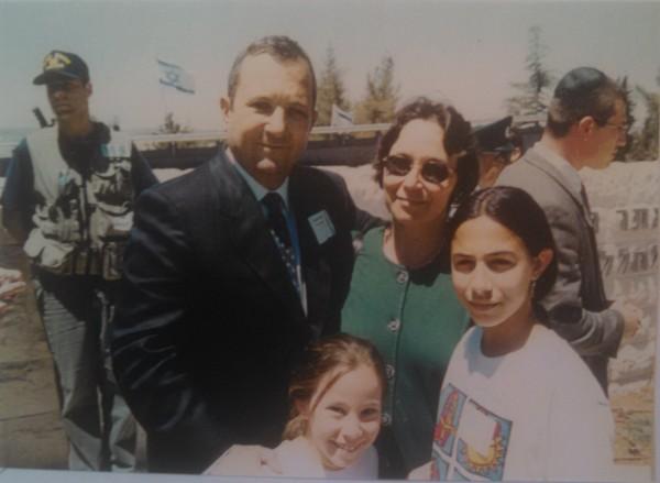 Nadine Kanner Ehud Barack Children