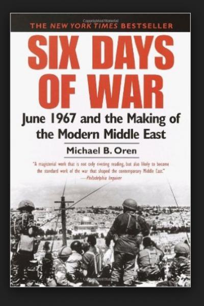 Oren's book