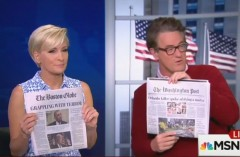 Scarborough Brzezinski Morning Joe 6-14-16