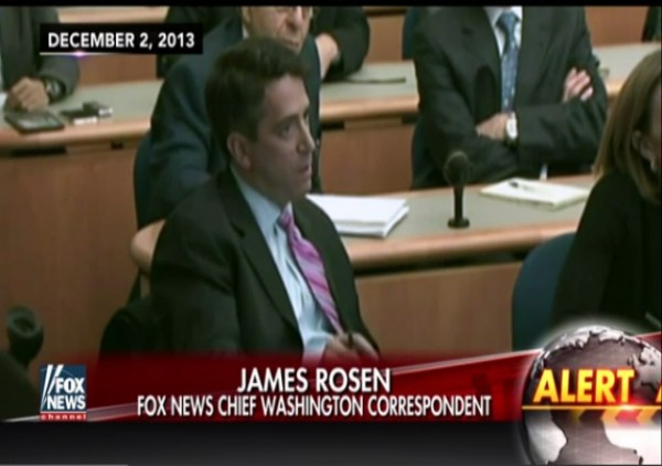 James Rosen Iran Video