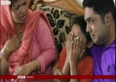 Bangladesh wife murdered