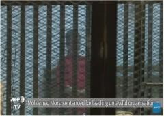 Morsi Life Sentence