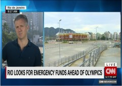 Rio State of Emergency