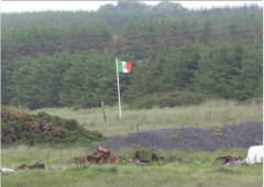 Mexican Flag Trump Scotland