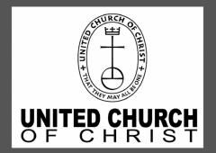 United Church of Christ Logo with border