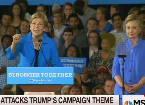 Warren Hillary 6-28-16 Morning Joe