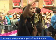 BLM Toronto Pride