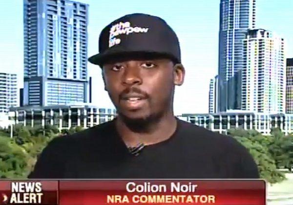 Colion Noir FBN