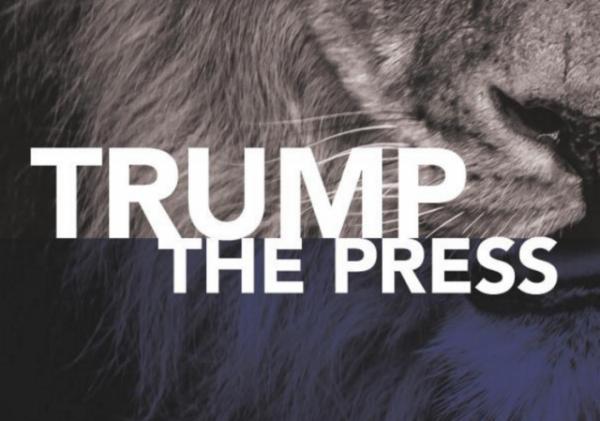 Don Surber Trump the Press Cover