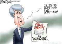 Air Conditioner Terror