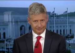 Gary Johnson Within 3 Points of Trump in Utah Poll
