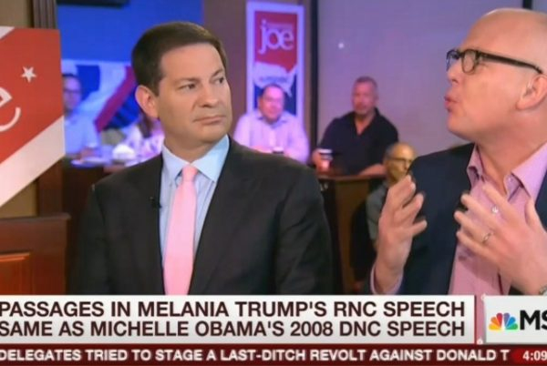 Heilemann Morning Joe 7-19-16