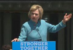 Hillary Atlantic City 7-6-16