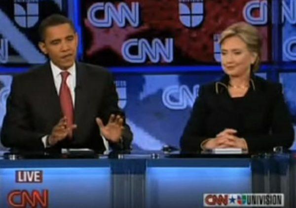Hillary Obama 08