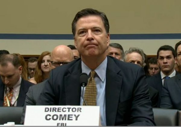James Comey Congressional Hearing Hillary