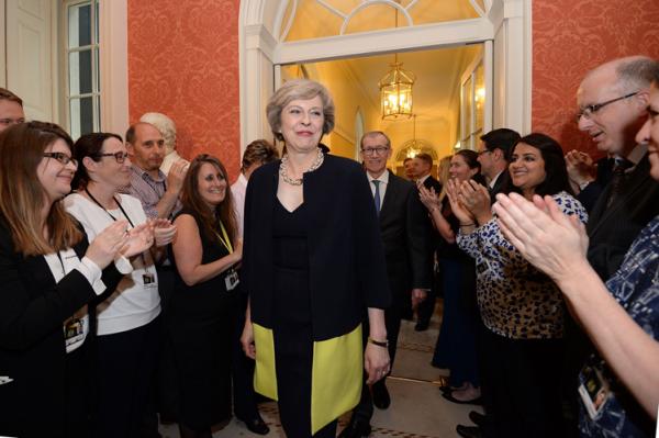 LI #71c Theresa May