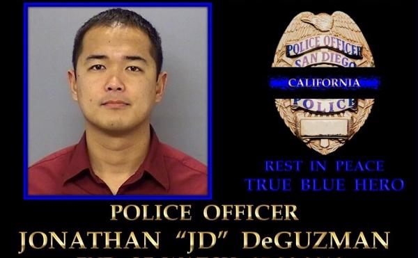 LI #77b San Diego Police Officer