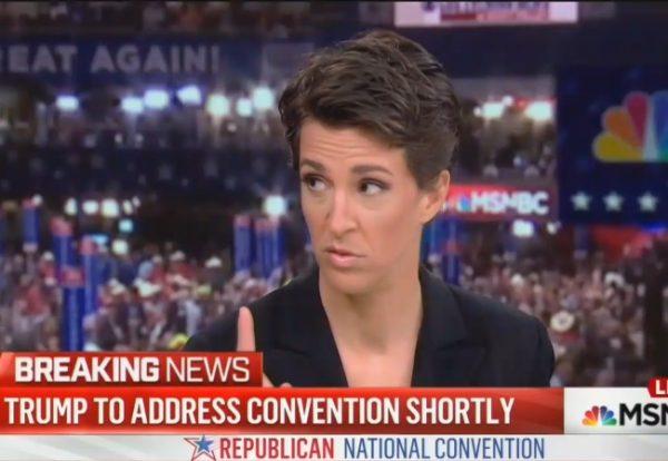 Maddow MSNBC 7-19-16