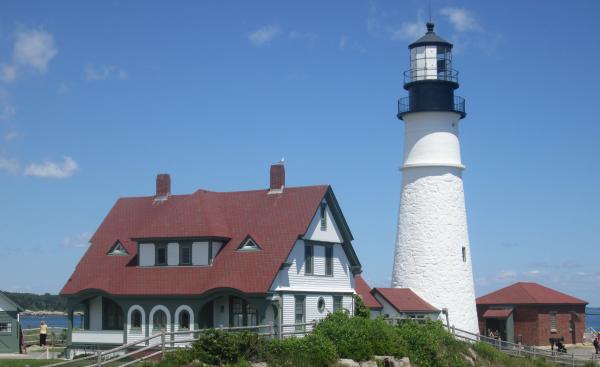 Maine Lighthouse #01