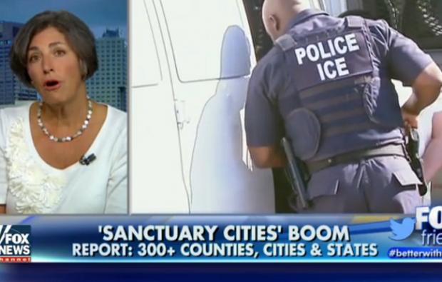 sanctuary cities | U. S. Congress | DOJ | federal grants