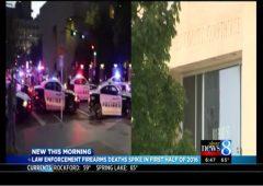 Law enforcement deaths