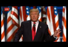 Trump Acceptance Speech ABC