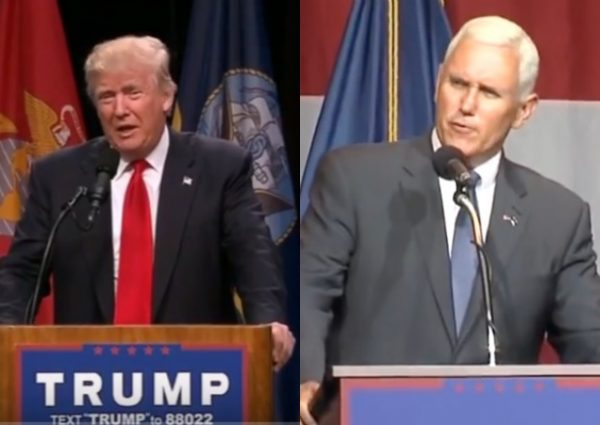 Trump choice of Mike Pence - Good or Bad (READER POLL)
