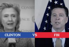hillary clinton email lies fbi comey investigation democrat classified information