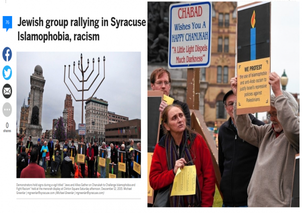 Chanukah in Syracuse