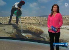 German Media: anti-Israel Water libel