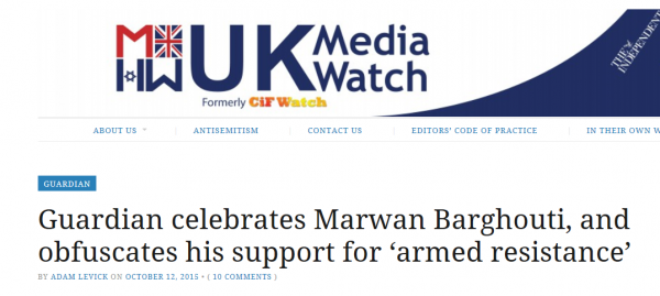 Guardian celebrates and obfuscates