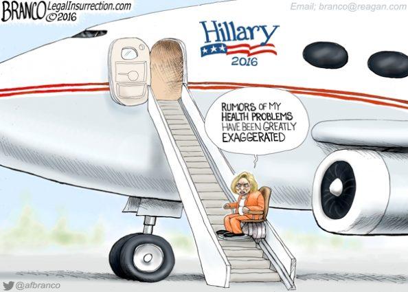 Hillary Clinton's Health