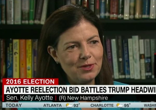 Kelly Ayotte New Hampshire
