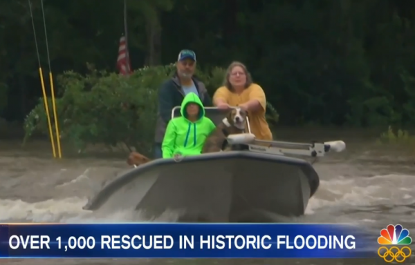 LI #01 Louisiana Flooding