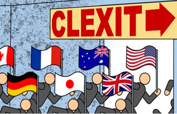 Top GOP Senators Call for Clexit! McConnell & 19 Senators tell Trump to ditch UN Paris climate deal