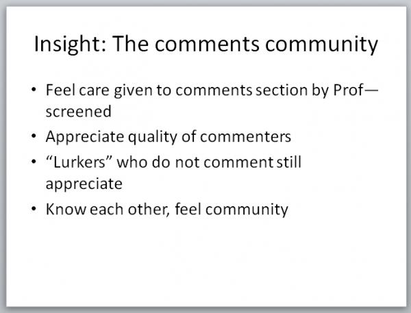 Legal Insurrection Research - Slide - Community