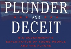 Mark Levin Plunder and Deceit Cover