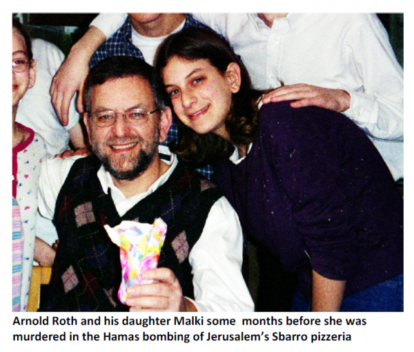 Roth and daughter