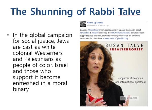 Shunning of Rabbi Talve
