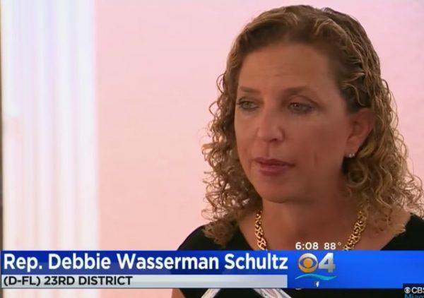 Debbie wasserman Shultz