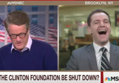 Why Is This Mook Laughing robby hillary clinton campaign