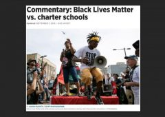 Black Lives Matter Philadelphia Inquirer w border