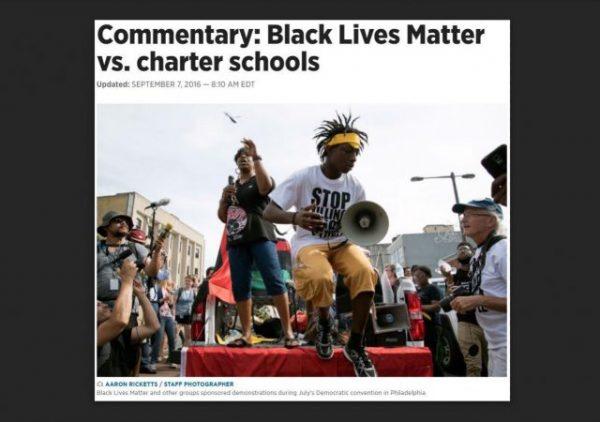 Black Lives Matter Philadelphia Inquirer w border