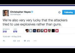 CHRIS HAYES