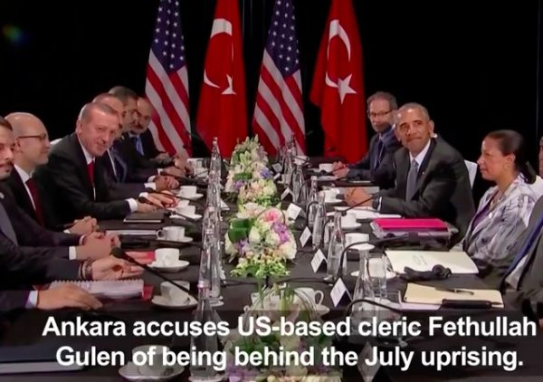 Erdogan Obama Coup Turkey